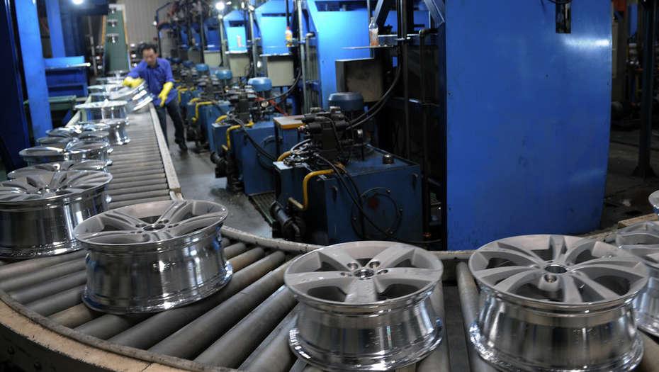 Pymes: leve crecimiento de la producción industrial en 2017